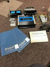 mcIntosh MX4000, MDA4000, MPM4000 USED, very good condition fr JAPAN Macintosh