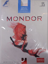 Mondor Pink 345 Footed Ballet Dance Tights - RAD recommended