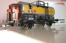 Märklin 58063 Spur 1 Güterwaggon Nigrin Neuzustand Originalverpackung