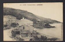 LAVASINA (Corse) VILLAS animée , début 1900