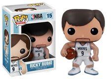 NBA POP! Series 2 Ricky Rubio Vinyl Figure by Funko