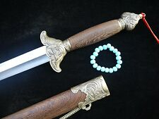 Training sword sale/Tai Chi jian/Stainless steel/Rosewood/martial arts equipment