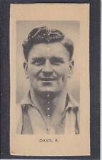 Godfrey Phillips - Footballers 3rd 1951 - R Davis - Sunderland