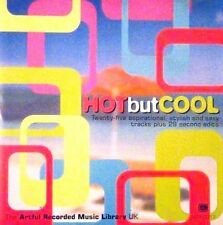 ARTFUL RECORDED MUSIC LIBRARY UK  -  HOT BUT COOL  -  CD