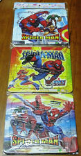 3 x Spiderman Jigsaw PUZZLE plus FREE POSTAGE Kids Learning Gift Kids Super Hero