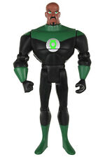 Justice League Unlimited GREEN LANTERN JOHN STEWART Jointed Action Figure DC JLU