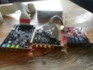 Studio Soundkarten Aufnahme Recording Soundcard PC Sound Card PCI