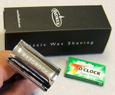 RazoRock Double Edge DE Safety Razor - NIB - Classic Wet Shaving