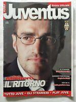 HURRA' JUVENTUS N. 12 DICEMBRE 2000 VAN DER SAR PAOLO MONTERO DE WINDT