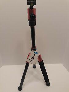 "Selens 62"" T-170 Tripod & Monopod with Dual Ball Head Knob for DSLR Cameras New"