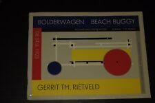 Bolderwagen beach buggy paper model scale 1:5