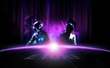 Daft Punk Music Poster 28'' X 17''