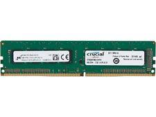 Crucial 4GB 288-Pin DDR4 SDRAM DDR4 2133 (PC4 17000) Desktop Memory Model CT4G4D