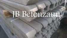 Betonpfosten Betonzaun Gabionen Mauersteine Zäune, Zaun Gartenzäune Betonzäune