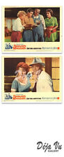 Spencer's Mountain Lobby Card Set of 2 - Henry Fonda -  1963  - VF