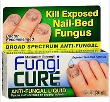 Fungi Nail MAXIMUM STRENGTH Anti-Fungal Treatment Finger/Toe Nails Cure New 30ml