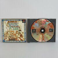 MYSTIC ARK Maboroshi Gekijo PS1 Playstation p1
