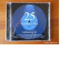 CD 25 NUMBER 1 HITS - VOLUME 4 (H9)