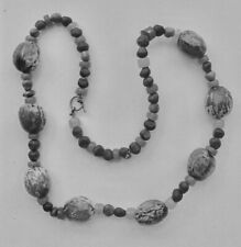 necklace from Nigeria Unique African natural seed
