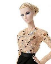 "FASHION ROYALTY BERGDORF GOODMAN JASON WU "" ELYSE "" EVENING WEAR DOLL NRFB"