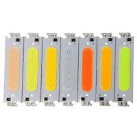 5pcs 60*15mm 2W COB LED Square Strip Light Lamp Bead Chip diy DC 12V Long Lif TB