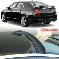 Painted Color Ford Fusion 2010-2012 4D Sedan Rear Roof Spoiler PUF ◣