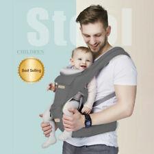 Bauchtrage Treppy baby Carrier für 3.5-20kg Ergonomische Babytrage Bauchtrage zo