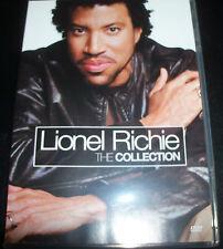 Lionel Richie The Collection The Videos (Australia All Region)  DVD