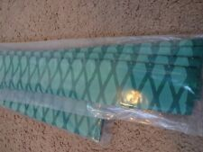 10 Rod Building Wrapping Green color X-Flock Heat Shrink tubing 40mmx1M