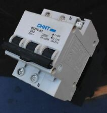 magnetotermico elettronico da 63A (CHNT DZ47S-63)....