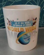 Mug Le JT du Web d'Omar et Fred