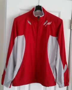 Saucony Cycling Running Jacket Longsleeve - Women's Size Medium