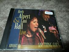 Herb Alpert and Lani Hall - Anything Goes promo