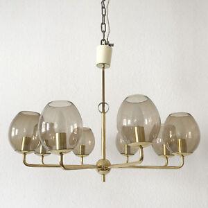 XL MID CENTURY Atomic SPUTNIK Pendant Lamp CHANDELIER Hanging Light Stilnovo Era