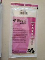 Biogel Synthetic PI Micro Sterile Surgical Gloves Lot of 14 Pairs Size 8 1/2