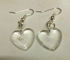 Unbranded Heart Costume Earrings without Stone