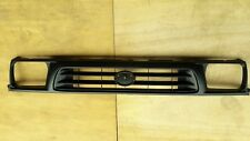 MATT BLACK GRILL for TOYOTA HILUX 2WD 1998-2001 with CLIPS