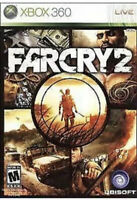 FARCRY 2 Xbox 360 Game Disc Only 43s