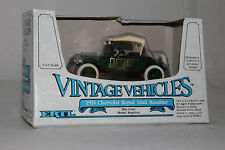 ERTL VINTAGE VEHICLES 1914 CHEVROLET ROYAL MAIL ROADSTER, 1:43 SCALE, BOXED