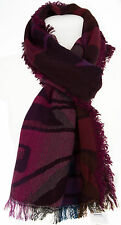 Sciarpa scarf SWEET YEARS art.JC3643 col.7 CILIEGIA cuore heart Italy