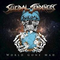 Suicidal Tendencies - World Gone Mad (NEW 2 VINYL LP)
