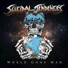 Suicidal Tendencies - World Gone Mad (NEW 2 VINYL LP)