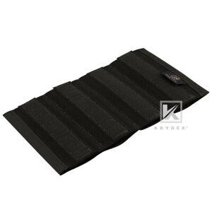 KRYDEX Submachine Mag Pouch Elastic Insert for MK3 Chest Rig Plate Carrier Black