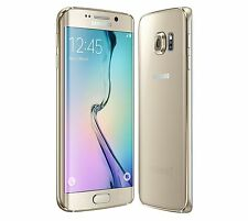 Samsung Galaxy S6 Edge G925A 32 GB Gold  Smartphone IMPORTED FREE TEMPERED GLASS