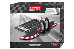 Carrera 10115 Evolution Wireless 2.4 GHz Controller Set for Analog 1/24 & 1/32