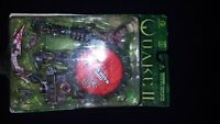QUAKE II Alien Strogg Action Figure Iron Maiden ORG package opened