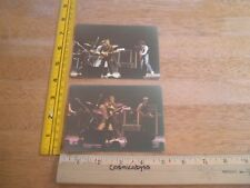 Elvis Costello 1978 lot of 2 concert photos snapshots