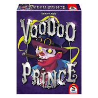 Schmidt Spiele Voodoo Prince Kartenspiel Gesellschaftsspiel 2 bis 5 Spieler