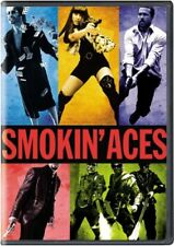 Smokin Aces DVD 2007 Widescreen SMOKING ACE'S THE MOVIE Jeremy Piven Ben Affeck