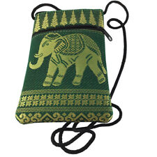 Elephant Bag for Pocket Smart Phone Pouch with Strap  Shoulder Purse gift